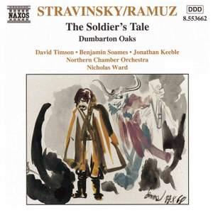 Stravinsky: L'Histoire du Soldat & Concerto for chamber orchestra
