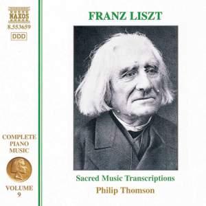 Liszt: Complete Piano Music Volume 9
