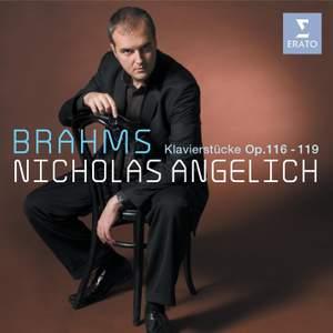 Brahms - Klavierstücke, Opp. 116 - 119