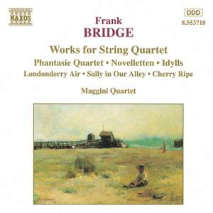 Frank Bridge - Works for String Quartet