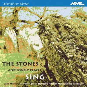 Anthony Payne - The Stones and Lonely Places Sing Product Image