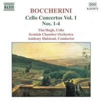 Boccherini: Cello Concertos, Vol. 1