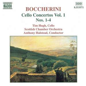 Boccherini: Cello Concertos, Vol. 1