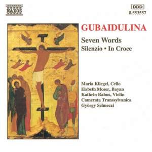 Gubaidulina: In croce, etc.