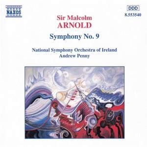 Arnold: Symphony No. 9, Op. 128