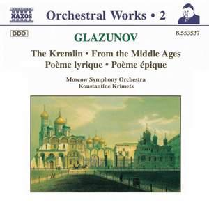 Glazunov - Orchestral Works Volume 2