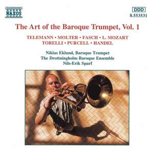 The Art of the Baroque Trumpet, Vol. 1