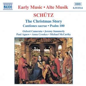 Schütz: The Christmas Story