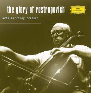 The Glory of Rostropovich Product Image