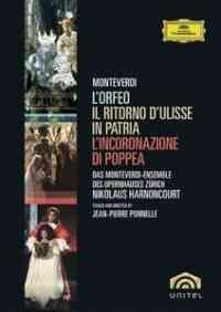 Monteverdi - 3 Operas