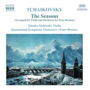 Tchaikovsky: The Seasons & excerpts from 12 Morceaux Product Image
