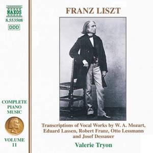 Liszt: Complete Piano Music Volume 11