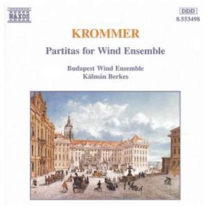 Krommer - Partitas for Wind Ensemble