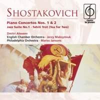Shostakovich: Piano Concertos Nos. 1 & 2, Jazz Suite No. 1 & other orchestral works
