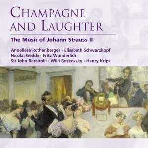 Champagne and Laughter