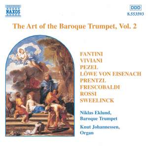 The Art of the Baroque Trumpet, Vol. 2