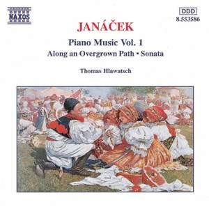 Janacek: Along an Overgrown Path & Piano Sonata 1