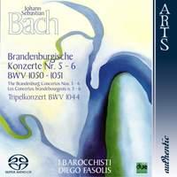 Bach - Brandenburg Concerto Nos. 5 & 6