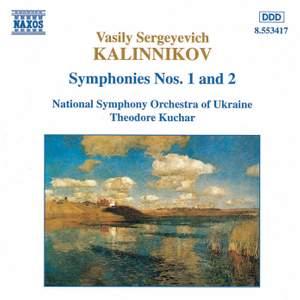 Vasily Kalinnikov: Symphonies Nos. 1 & 2 Product Image