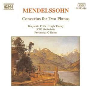 Mendelssohn: Concertos for Two Pianos