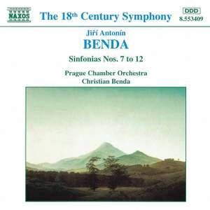 Benda: Sinfonias Nos. 7-11