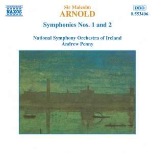 Arnold - Symphonies Nos. 1 & 2