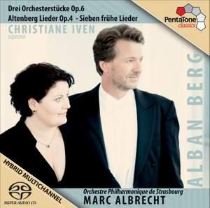 Christiane Iven sings Berg & Strauss