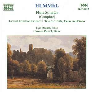 Hummel: Complete Flute Sonatas