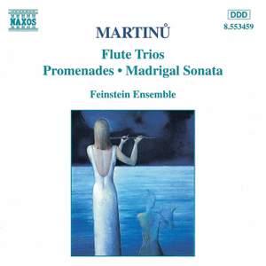 Martinu: Works for Flute