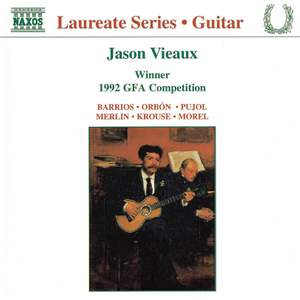 Guitar Recital: Jason Vieaux Product Image
