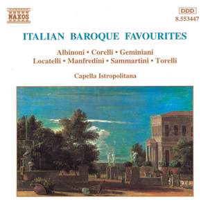 Italian Baroque Favourites Product Image