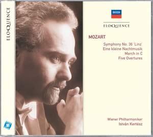 Mozart - Overtures