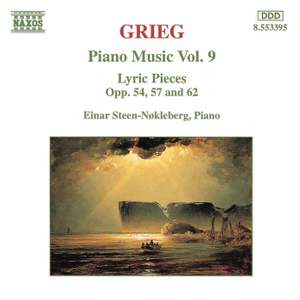 Grieg: Piano Music. Vol. 9