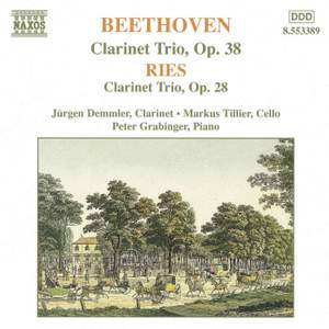 Ries & Beethoven: Clarinet Trios