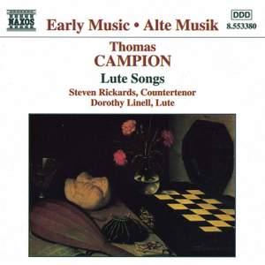 Thomas Campion: Lute Songs