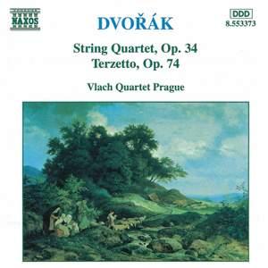 Dvorak - String Quartets Volume 3 Product Image