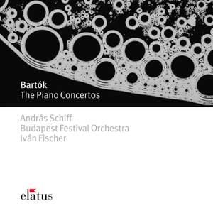 Bartók: Piano Concertos Nos. 1-3