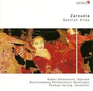 Zarzuela Arias
