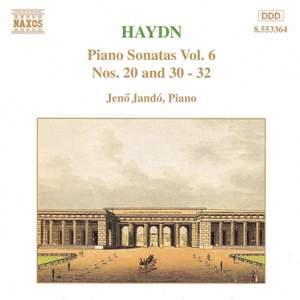 Haydn - Piano Sonatas Volume 6
