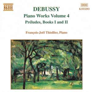 Debussy: Piano Music, Vol. 4 Product Image