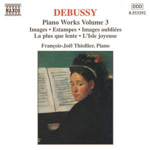 Debussy: Piano Works, Vol. 3 Product Image