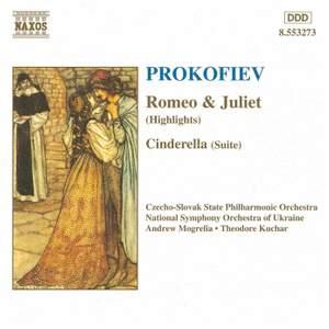 Prokofiev: Excerpts from Romeo & Juliet and Cinderella Suite No. 1
