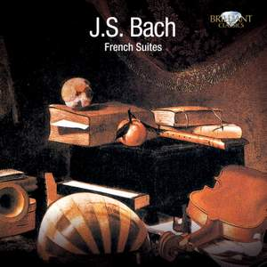 Bach, J S: French Suites Nos. 1-6, BWV812-817, etc. Product Image
