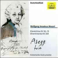 Mozart: Early Piano Trios