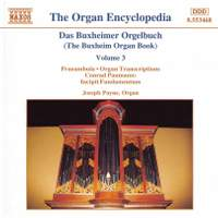 Das Buxheimer Orgelbuch, Vol. 3
