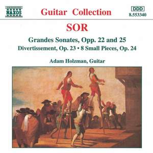 Sor: Sonatas & Pieces for Guitar