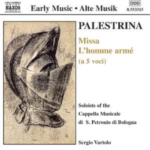 Palestrina: Missa L'Homme Armé