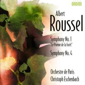 Roussel - Symphonies Nos. 1 & 4
