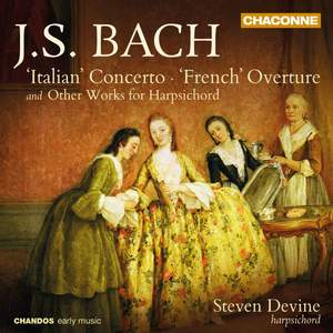 JS Bach: 'Italian' Concerto & 'French' Overture