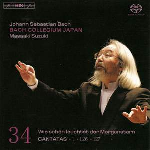 Bach - Cantatas Volume 34 Product Image